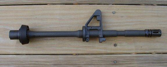 What is a M203 cut out? - Calguns net