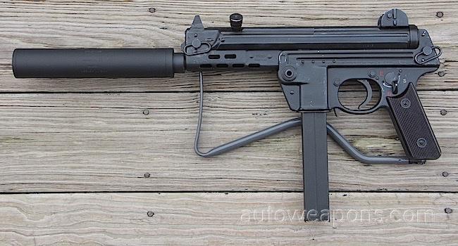 machine guns sale